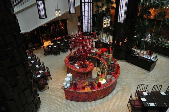 โรงแรม เชอราตันอิมพีเรียล กัวลาลัมเปอร์: Main restaurant