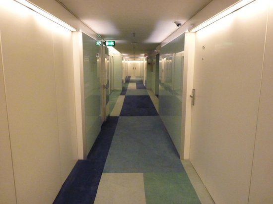Radisson Blu Royal Hotel Copenhagen: Bedroom Corridor