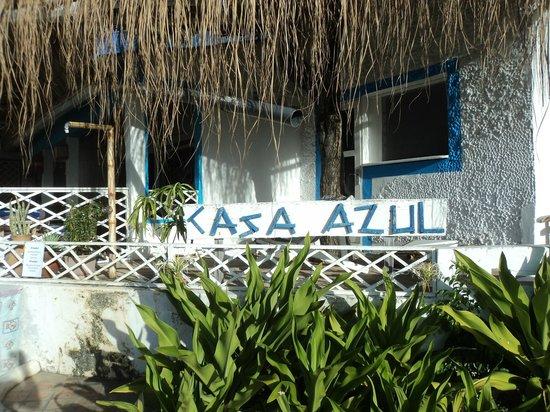 Casa na Praia Tofo: Front