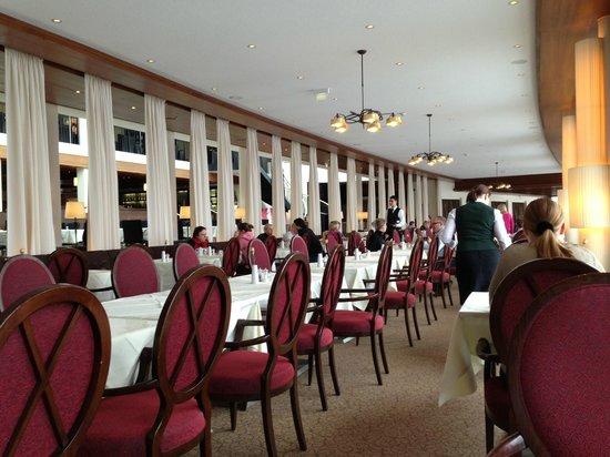 Austria Trend Hotel Schloss Lebenberg:                   Main restaurant