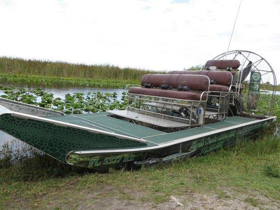 Florida Er Airboat Rides Guide Service