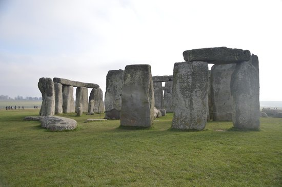 The English Bus: Stonehenge 3