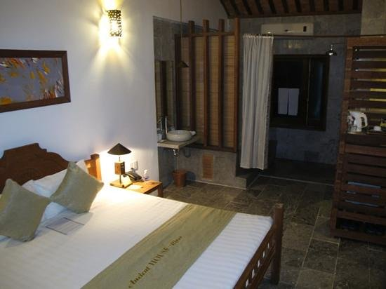 Hoi An Ancient House Resort & Spa:                   Zimmer Ancient House
