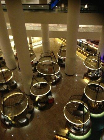 بان باسيفيك سنغافورة: View from elevator