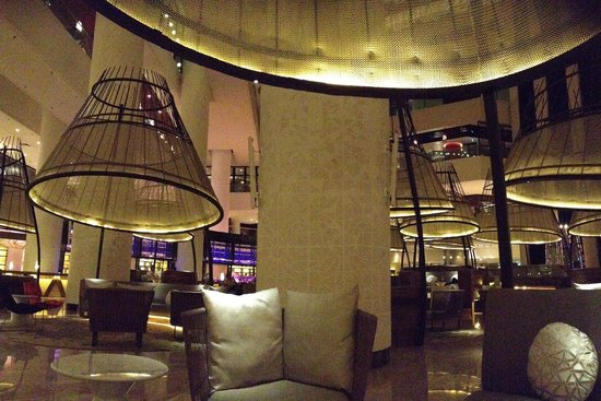 Pan Pacific Singapore: The Lobby