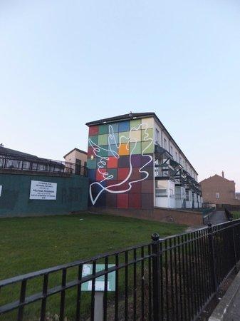 Visit Derry - Visitor Information Centre:                                     Murals in Derry