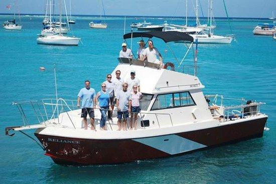 St. Croix Ultimate  Bluewater Adventures (SCUBA), Inc.: The award winning dive crew of SCUBA