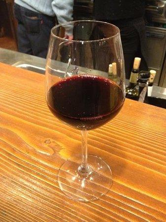 Calice di vino rosso foto di enoteca italiana bologna for Ristorante il rosso bologna
