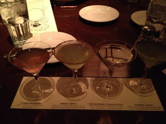 Wildfire:                   martini flight
