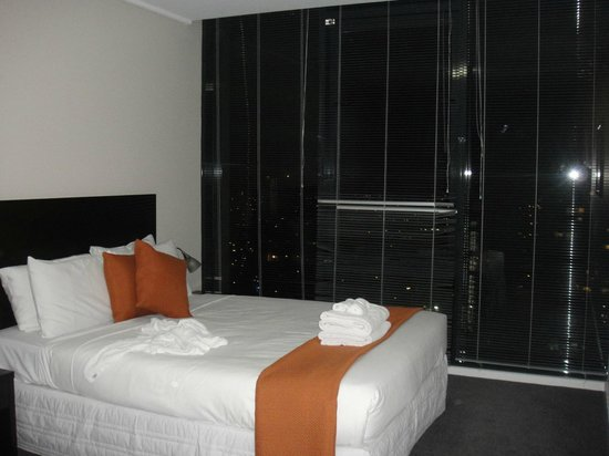 Melbourne Short Stay Apartments:                   Room