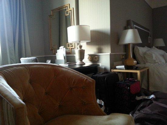 The Westin Palace, Milan:                                     Suite junior