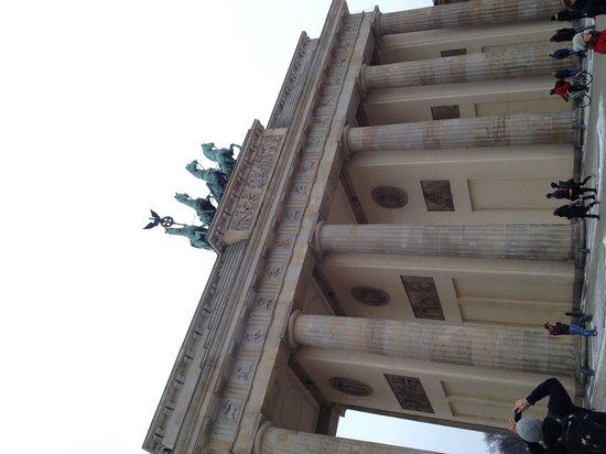 The Circus Hotel: Brandenburg gate