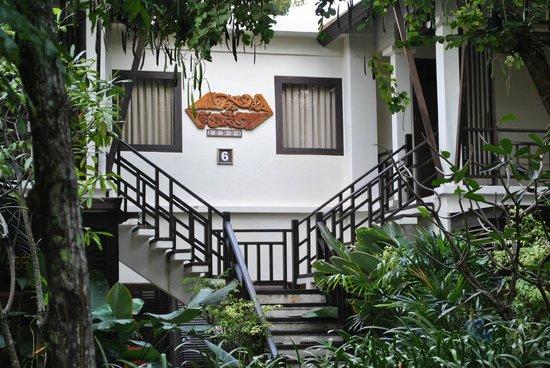 Melati Beach Resort & Spa:                                     entrée chambre