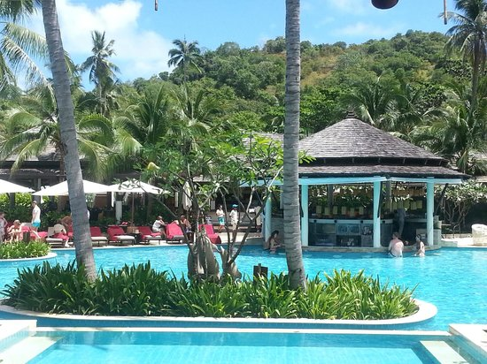 Melati Beach Resort & Spa:                                     piscine