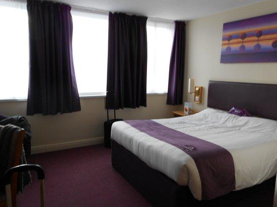 Premier Inn Brighton City Centre Hotel:                   Room