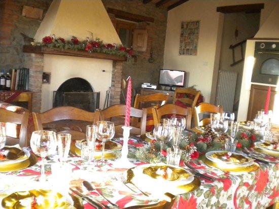 Casale della Torre: Natale