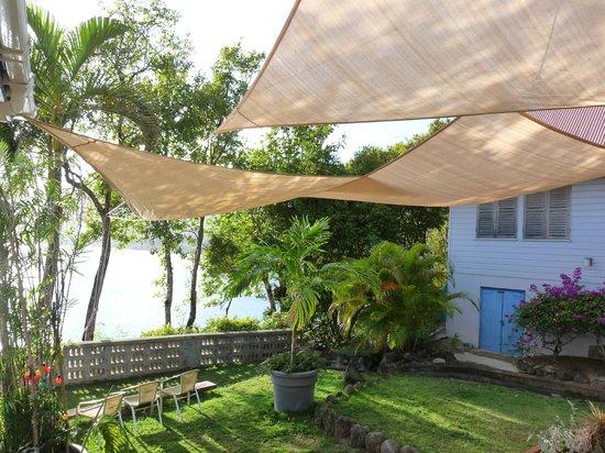 Zandoli Inn:                   Une terrasse