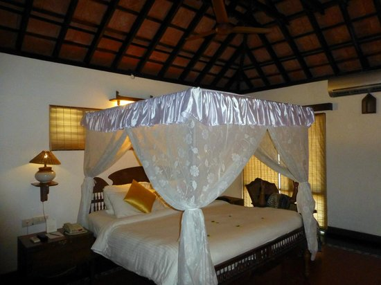 Punnamada Resort:                   Garden Villa Room