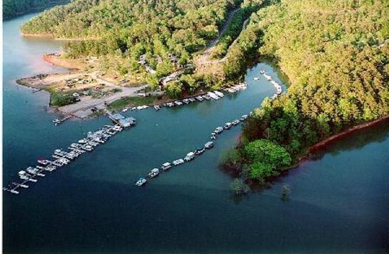 Almond Boat and RV Park: Almond Boat Park