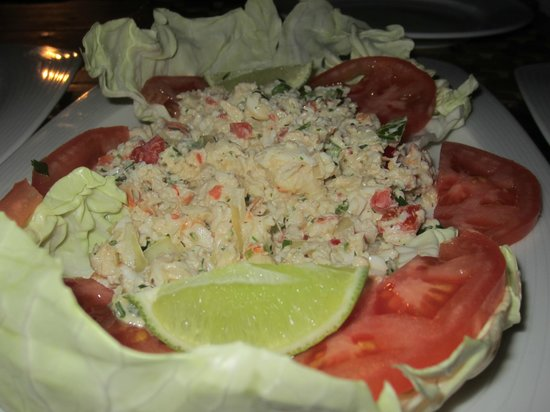 Bugaloo's: Lobster Salad