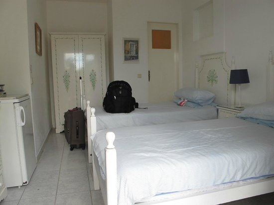 Pension A Mare Bed & Breakfast: Twin Room