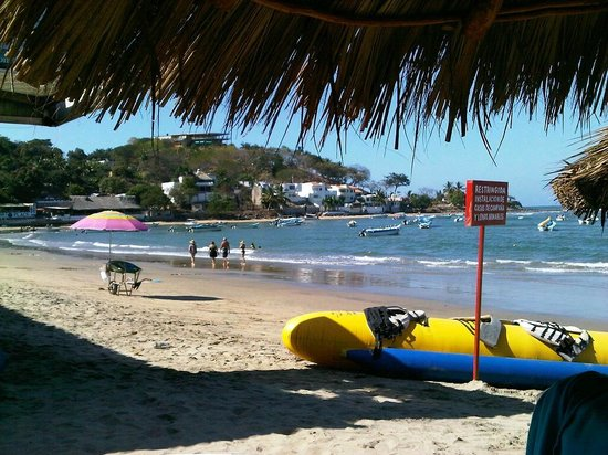 Decameron Los Cocos:                   beach