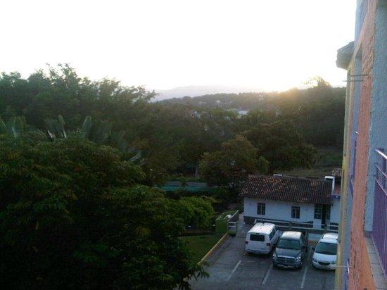 Decameron Los Cocos:                   sunrise