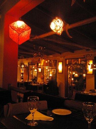 Pueblo Mio:                   Interior del Restaurante Pueblo Mío - Carlos Paz