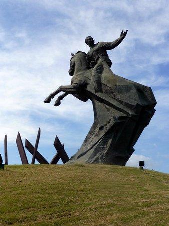 Revolution Plaza (Plaza De La Revolucion) : Antonio Maceo on his horse