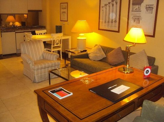 Hotel La Moraleja:                   Drawing room