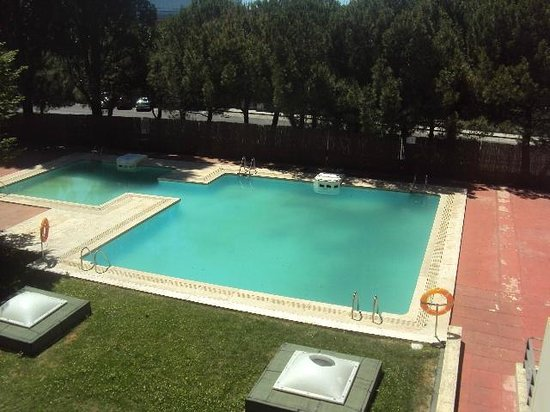 Hotel La Moraleja:                   swimming pool