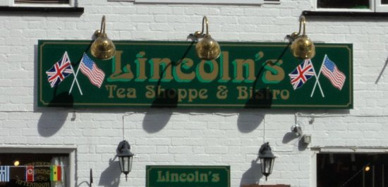 Lincoln's Tea and Coffee Shoppe: A nice little bistro in Honest Abe's ancestrial hometown