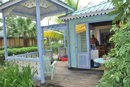 Country Country Beach Cottages: open doors to the beach ...ahhhhh