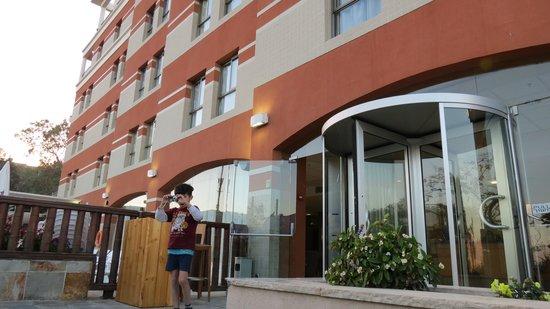 Comfort Hotel Eilat :                   arcadia spa