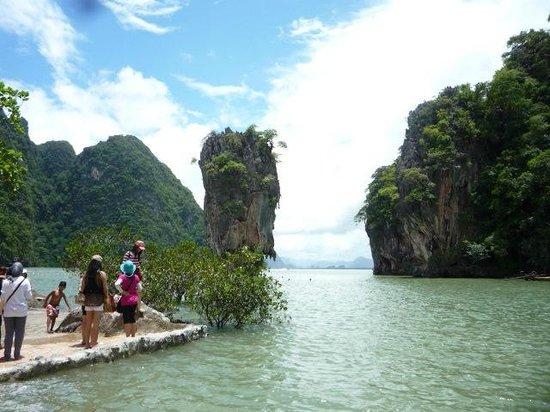 canoeing - Picture of Phang Nga Bay, Ao Phang Nga National ...
