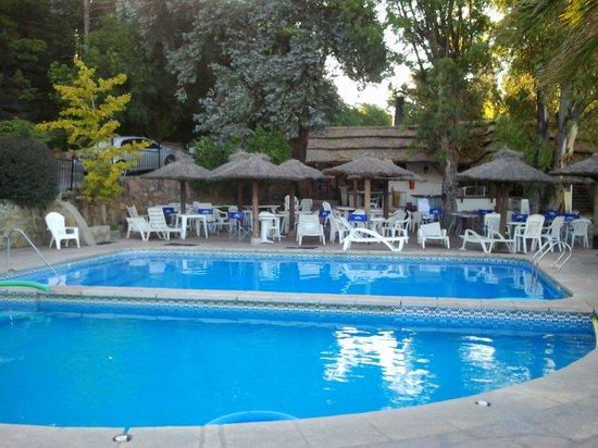 Hipocampus Resort: Zona de Piletas