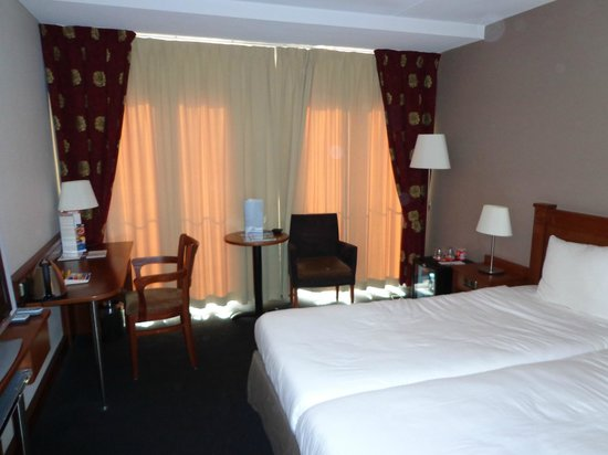 Amrath Grand Hotel Frans Hals: insideview