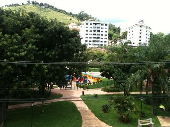 Hotel Montana:                                     vista
