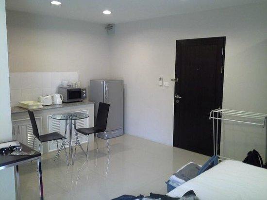 Bangkok Living:                   номер
