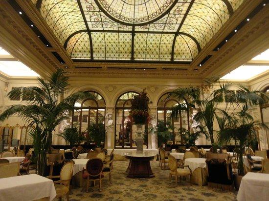 The Plaza: Lobby