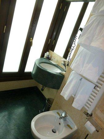 Hotel Ca' Zusto Venezia: Bagno