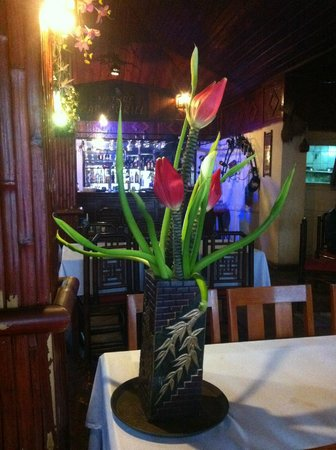 Nature Bar & Grill Restaurant: Decoration
