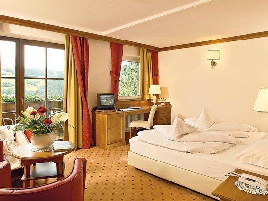 La Perla Hotel: Camera Superior