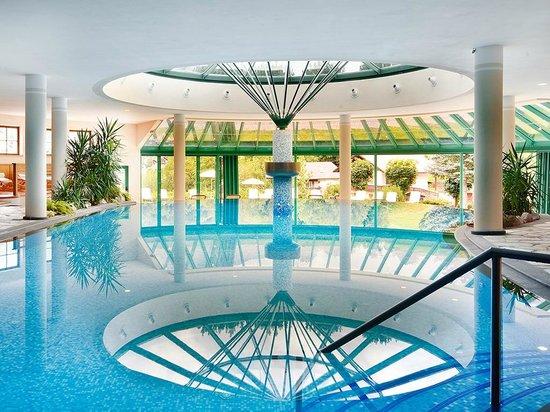La Perla Hotel: Piscina panoramica