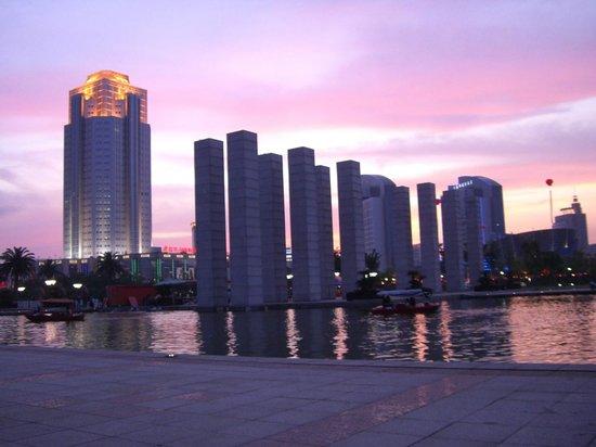 Taizhou City Center - Taizhou  Zhejiang Resmi