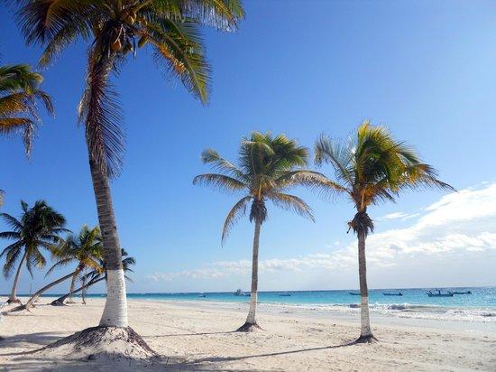 El Paraiso Tulum: spiaggia el paraiso