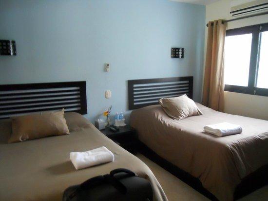 El Paraiso Hotel Tulum: camera