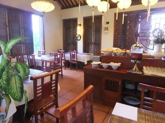 Long Life Riverside Hotel & Spa:                   Restaurante