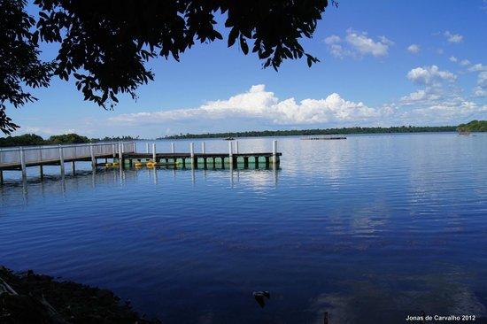 Lake Itaipu