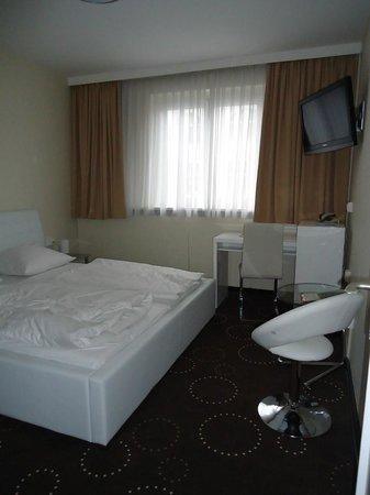Novum Hotel Lichtburg am Kurfuerstendamm: Stanza